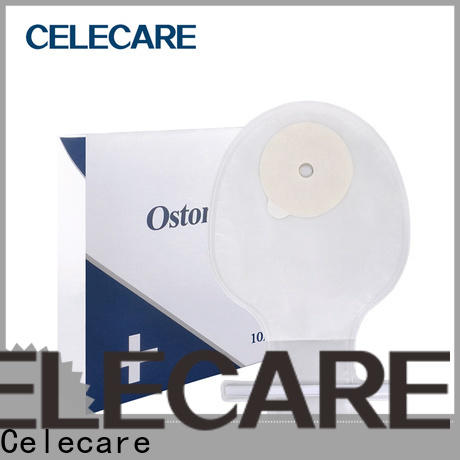 Celecare stoma bag care suppliers for patients