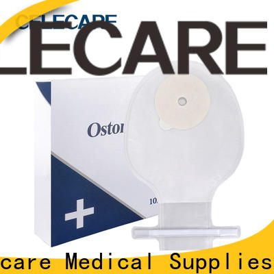 Celecare waterproof colostomy bag covers from China for patients