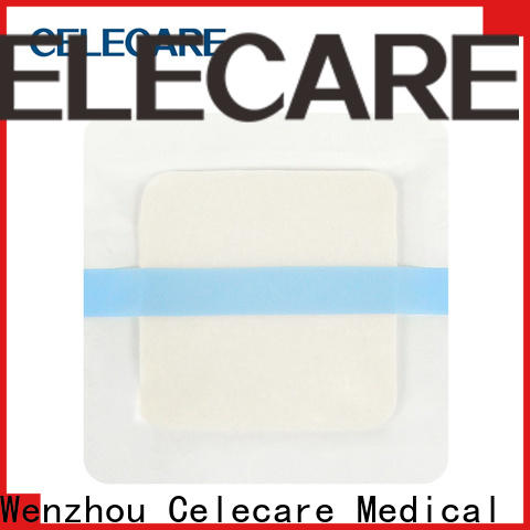 Celecare bedsore dressing bandage suppliers for scratch