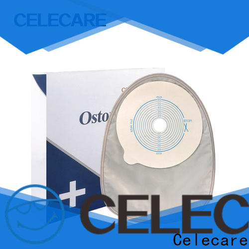 Celecare ileostomy pouch cover suppliers for medical use