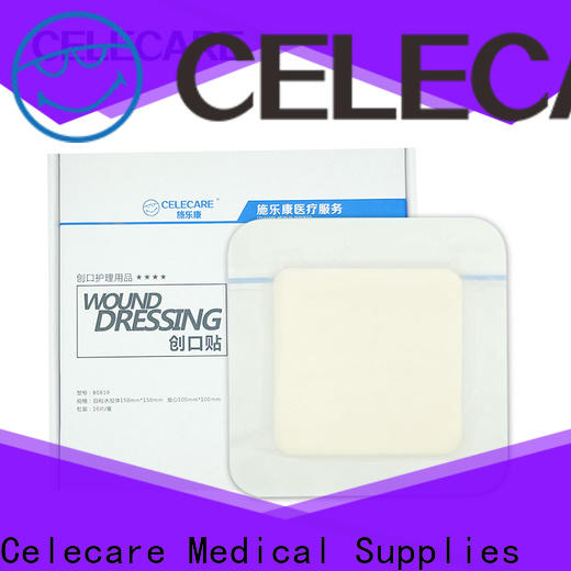 Celecare pressure ulcer foam dressing series for wound