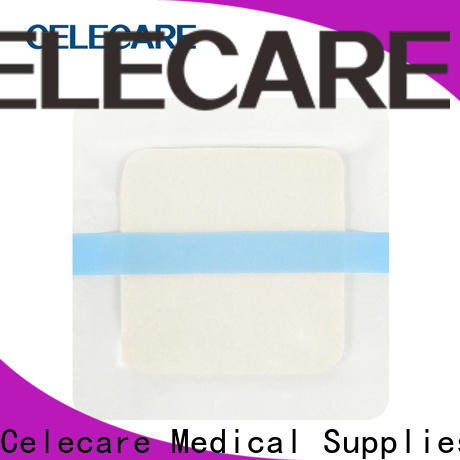 Celecare waterproof dressing cover manufacturer for recovery