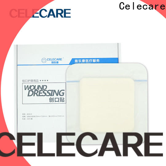 professional non woven wound dressing supply for injuried skin