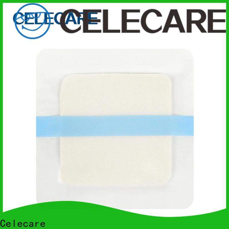 Celecare sponge wound dressing wholesale for injuried skin