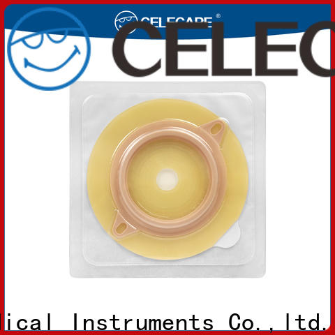 high quality colostomy pouch factory direct supply for people with colostomy