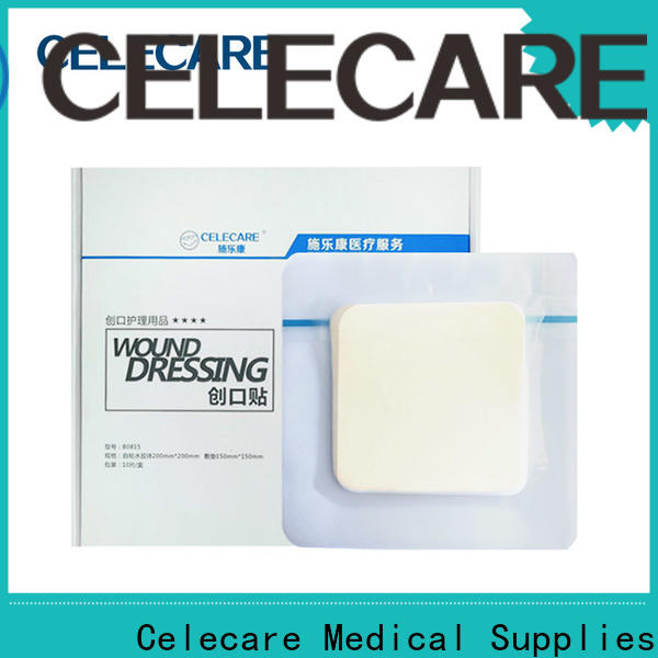 Celecare waterproof dressing cover best manufacturer for wound