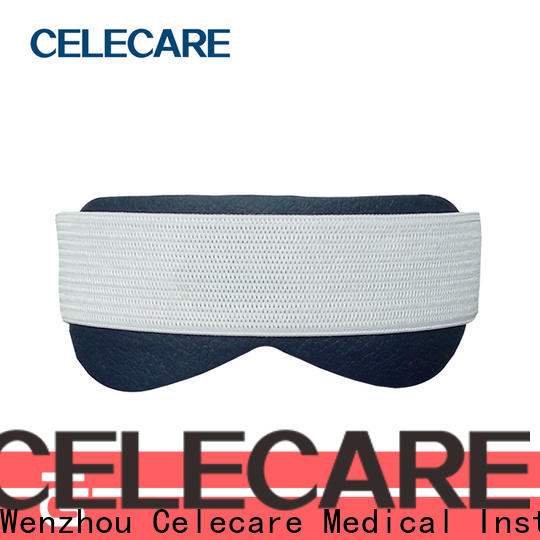 Celecare top quality light therapy eye mask company for young children