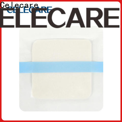 Celecare wound care dressing suppliers for scar