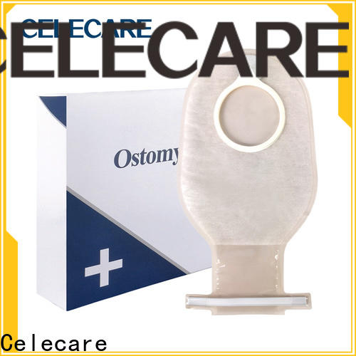 Celecare factory price dansac ostomy products factory for hospital
