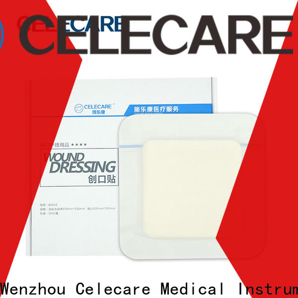 Celecare best waterproof dressing covers supply for scar