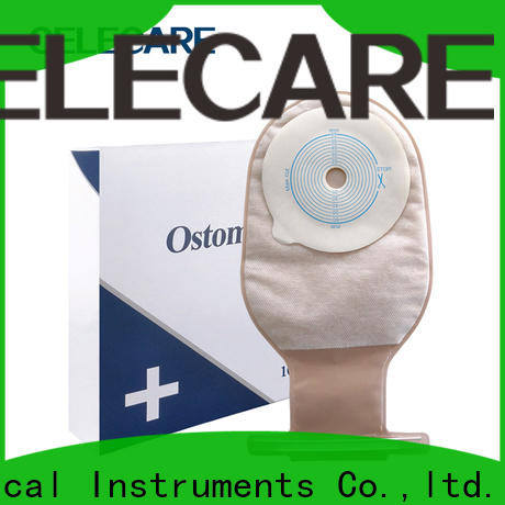 Celecare colostomy bag 57mm factory for medical use