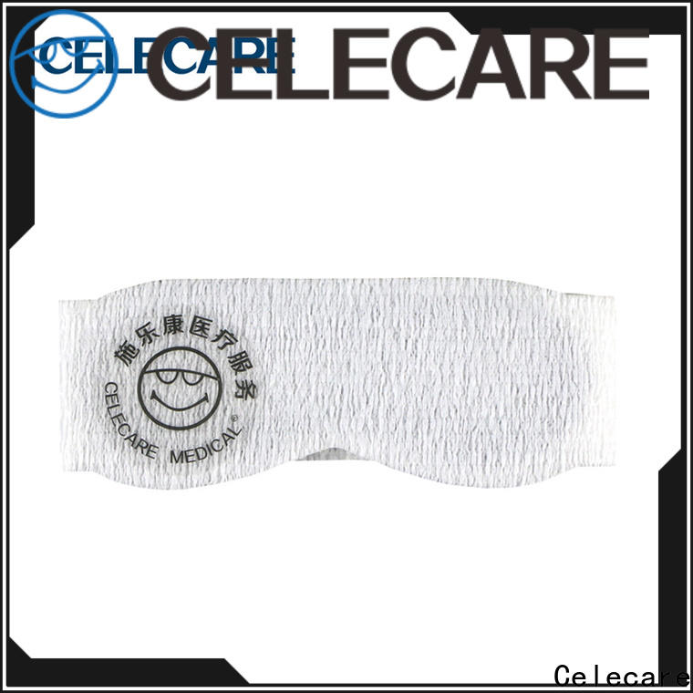 Celecare odm newborn eye mask supply for baby