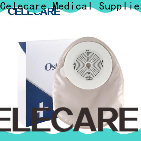 Celecare convatec ostomy bags with good price for people with colostomy