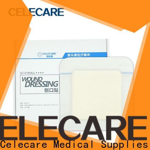 best price water resistant wound dressing manufacturer for injuried skin