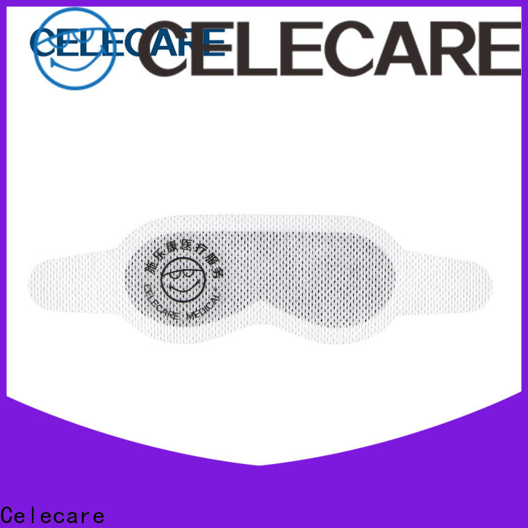 Celecare baby eye mask suppliers for infant
