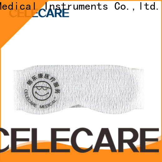Celecare hot selling phototherapy eye pad best manufacturer for baby