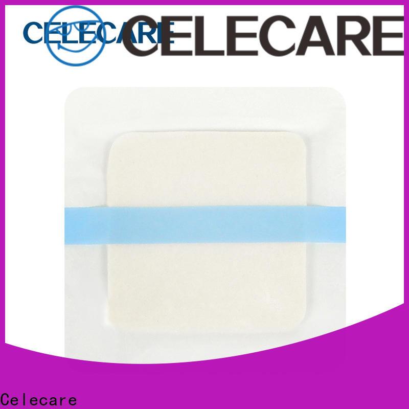 Celecare pu wound dressing manufacturer for scar