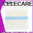 Celecare waterproof dressing for central line company for scratch