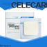 Celecare hot-sale different types of wound dressings factory direct supply for injuried skin