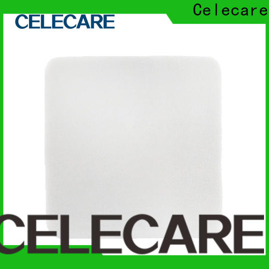 Celecare quality ulcer dressing suppliers for injuried skin