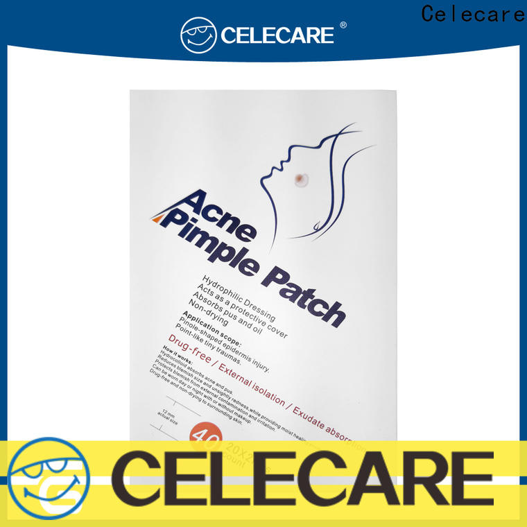 Celecare professional pimple covers factory direct supply for women