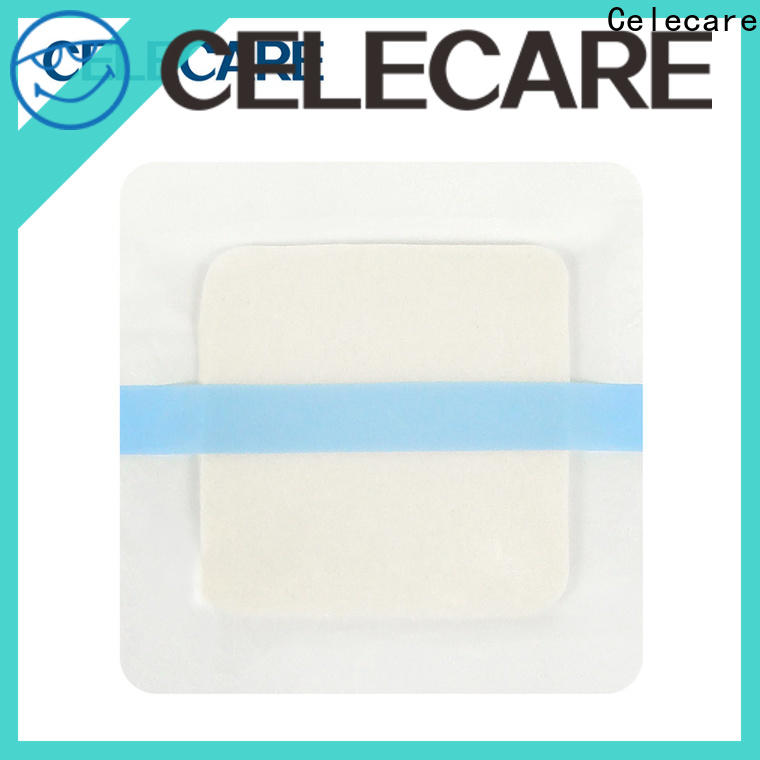 Celecare moist wound healing dressing manufacturer for wound