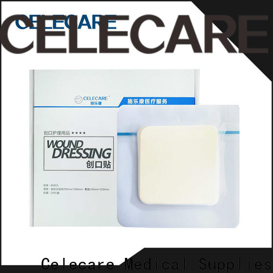 Celecare best price waterproof dressing for central line wholesale for scar