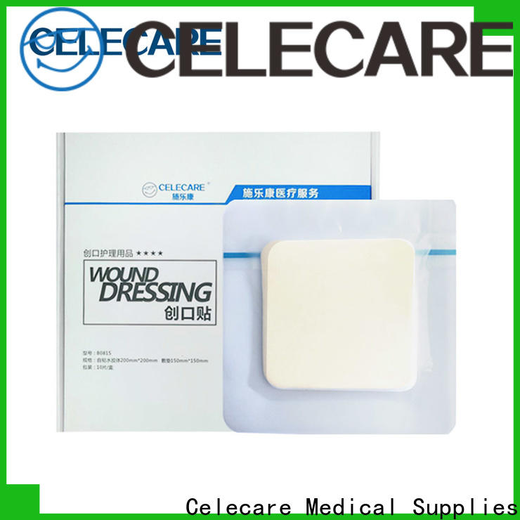 best price foam wound dressing with good price for scratch
