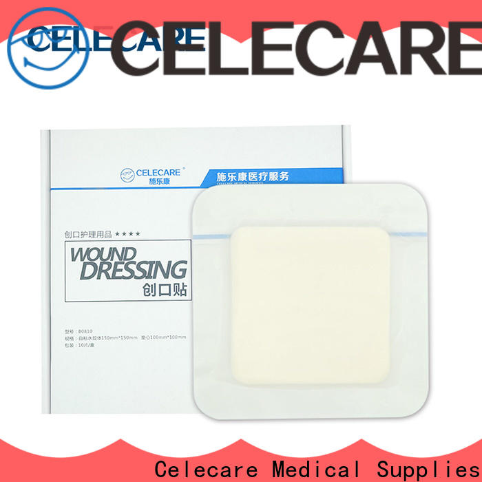 hot-sale negative pressure wound therapy dressing factory for wound