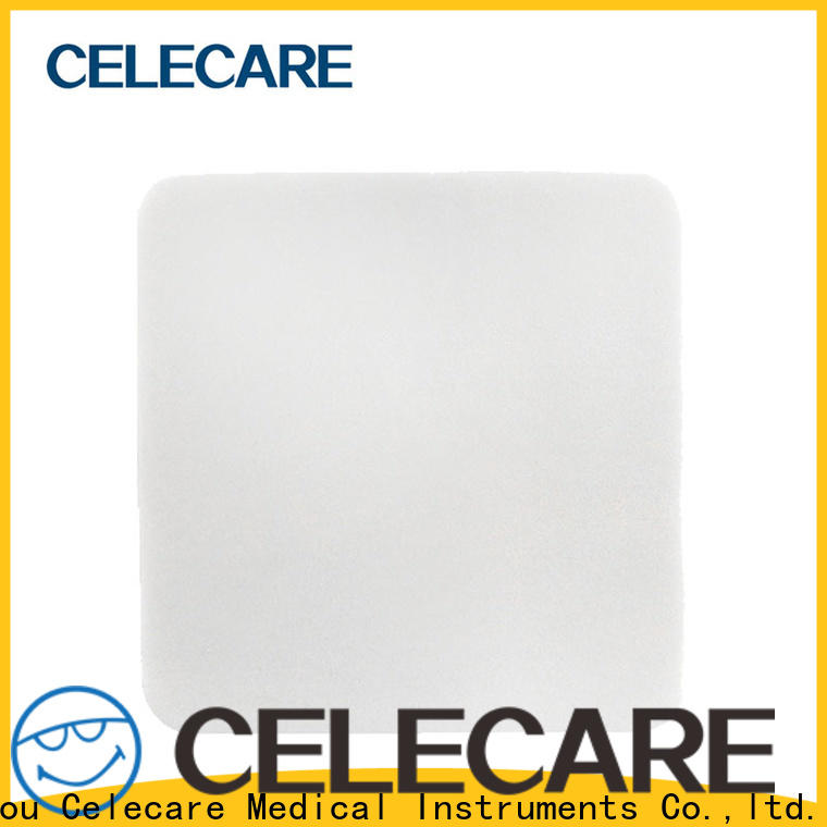 Celecare eco-friendly pressure ulcer dressing supply for scratch