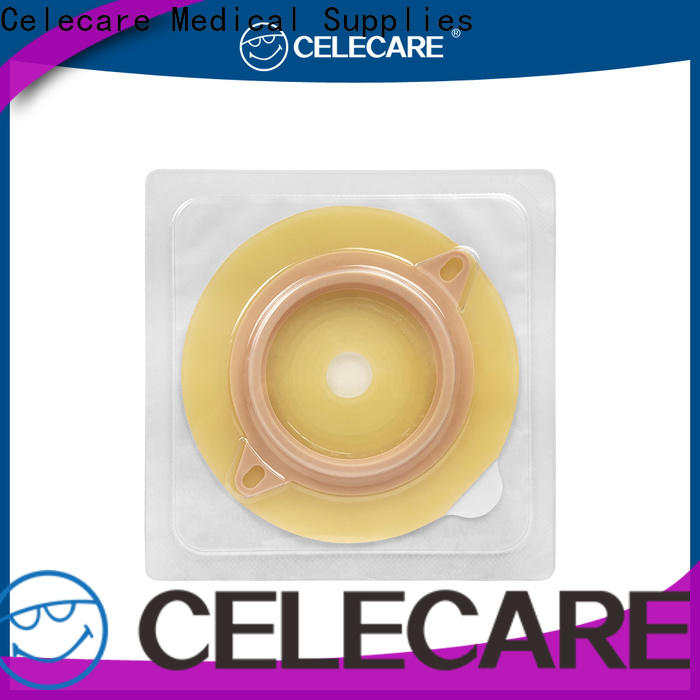 Celecare ostomy pouch supplies supplier for hospital