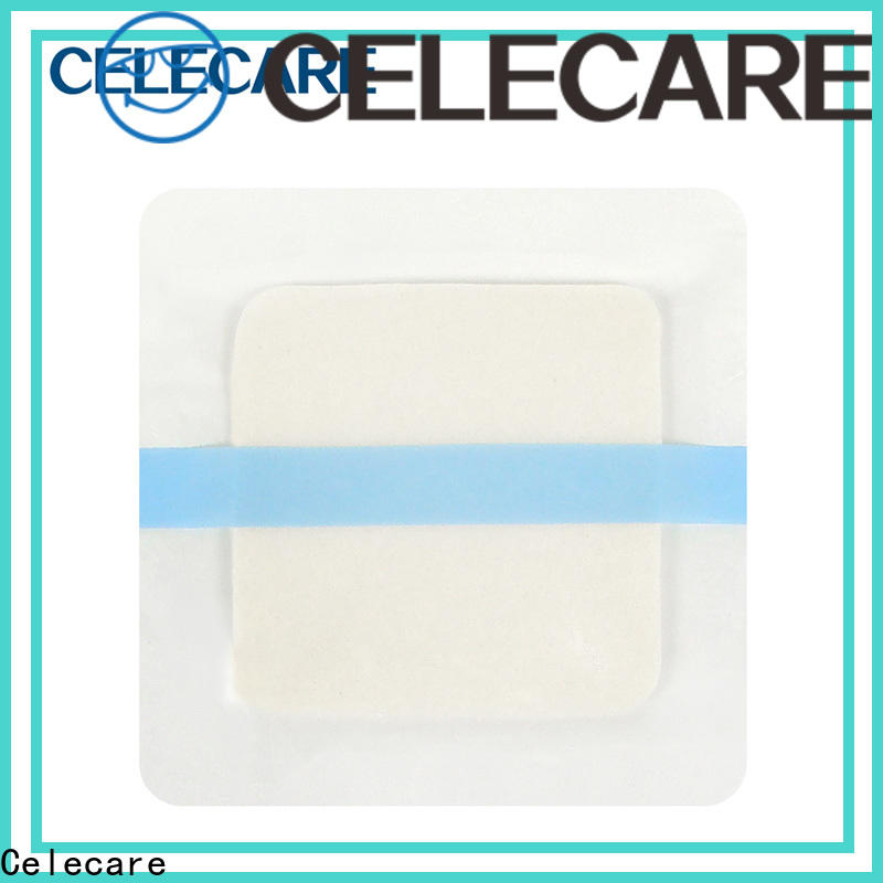 Celecare hot-sale collagen wound dressing with good price for recovery