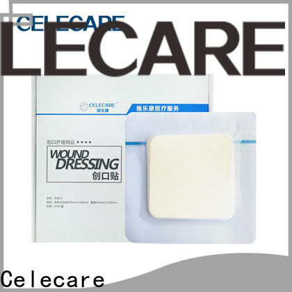 Celecare wound foam factory for recovery