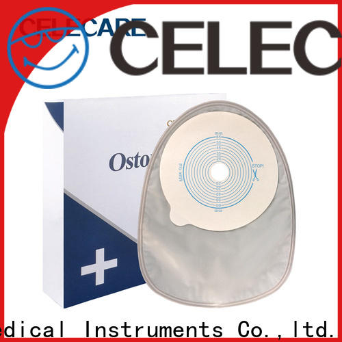 cheap ileostomy vs colostomy bag with good price for medical use