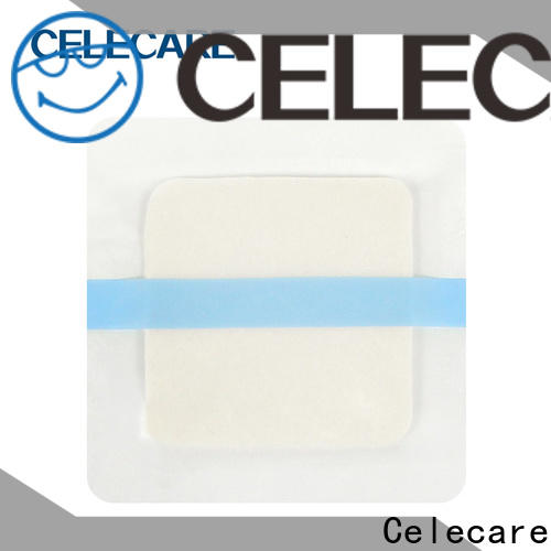 Celecare wound care dressings factory for recovery