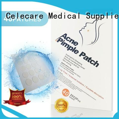 Celecare acne stickers wholesale for adult