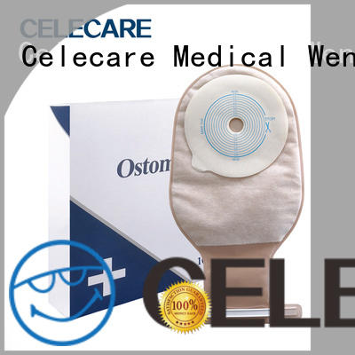 safety colostomy bag care supplier for people with colostomy