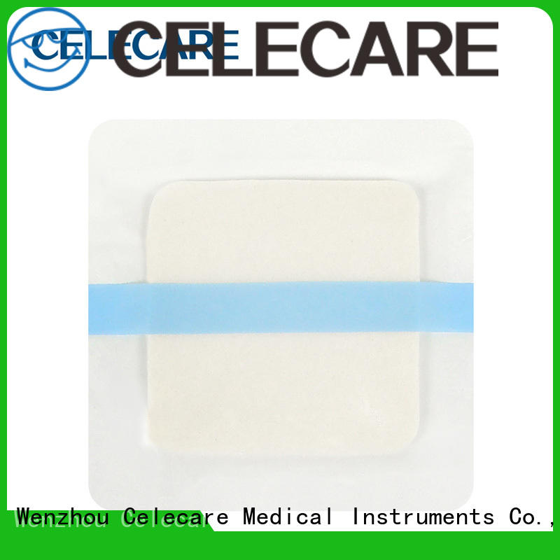 Celecare silver wound dressing wholesale for scar
