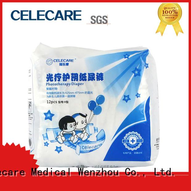 Celecare medical diaper factory direct supply for hemolytic disorder