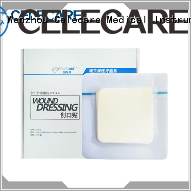 Celecare factory price wound pads directly sale for recovery