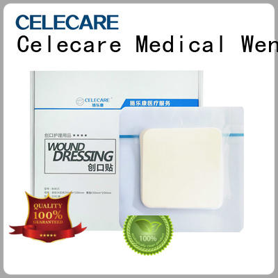 Celecare professional surgical wound dressing bulk buy for scar