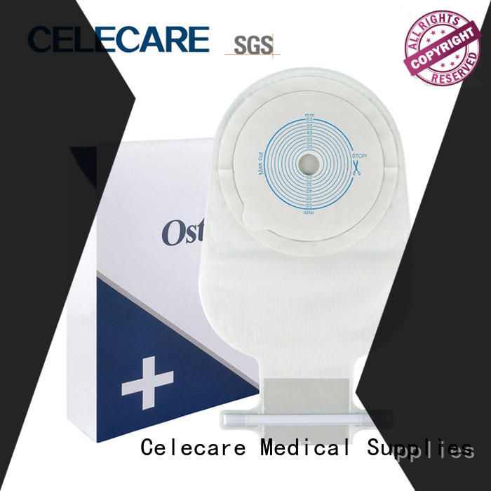 Celecare experienced colostomy bag price wholesale for patients