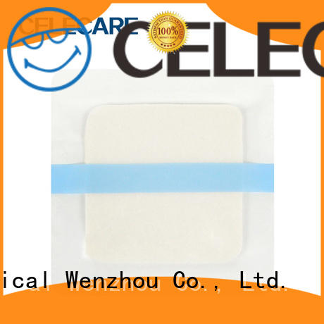 safety tree wound dressing customized for scratch