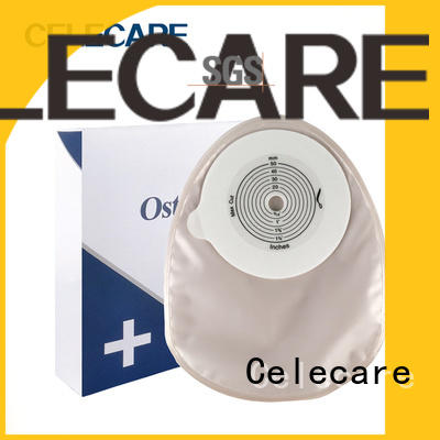 Celecare types of colposcopy bag supplier for people with ileostomy