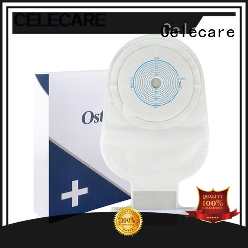 Celecare experienced stoma pouch bulk buy for hospital