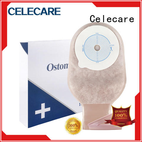 Celecare ostomy bag accessories wholesale for patients