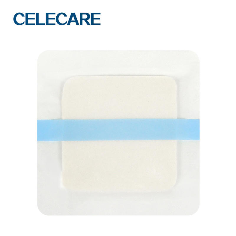 absorbent wound dressing & foam dressing