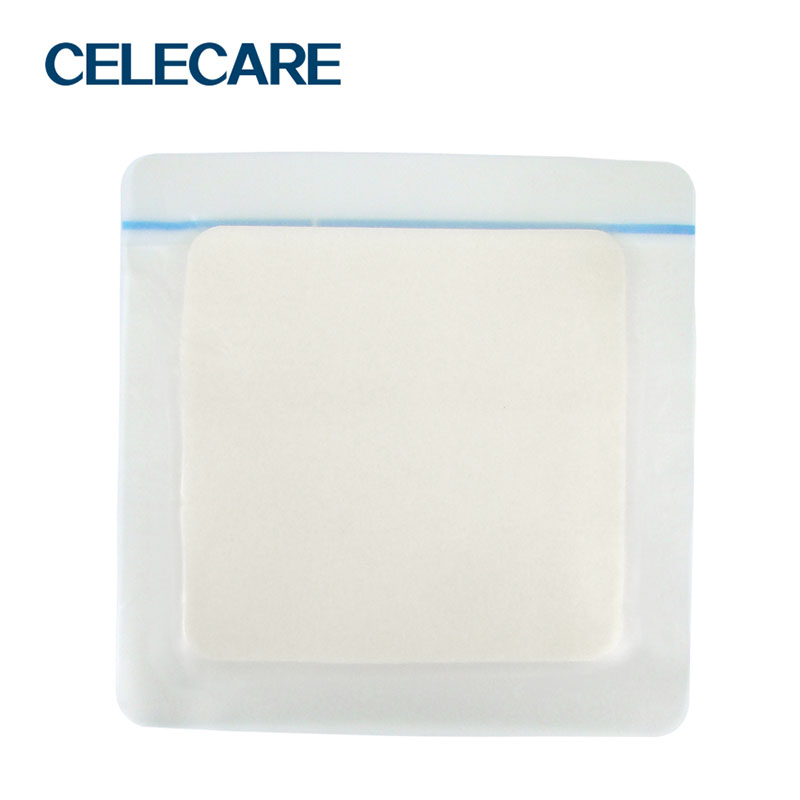 Celecare hot-sale different types of wound dressings factory direct supply for injuried skin-1