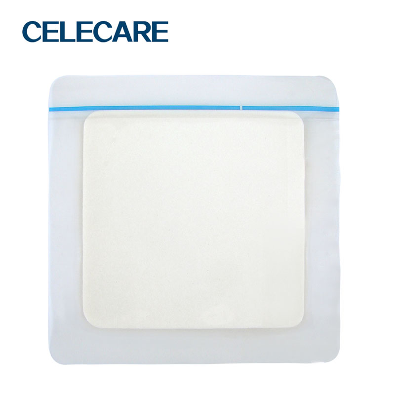Celecare hot-sale different types of wound dressings factory direct supply for injuried skin-2
