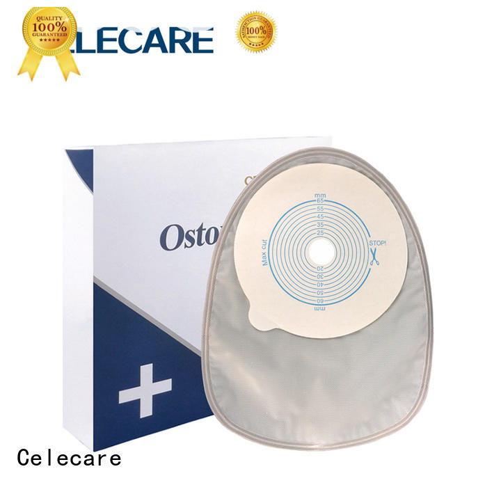 Celecare hollister ostomy bags bulk buy for people with ileostomy